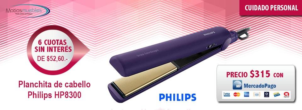 Planchita de cabello Philips HP8300